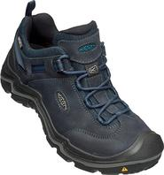 pánská treková obuv Keen Wanderer WP Dark Sea Night b7c8f15b63