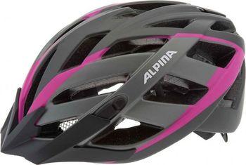 Alpina Panoma l.e.A9673.1.34 3.34 Titanium Pink Matt. Dámská cyklistická  přilba ... 3a0cf821523