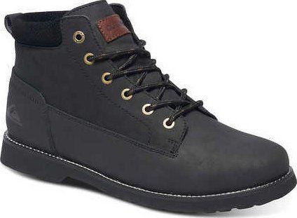 pánská zimní obuv Quiksilver Mission II Solid Black AQYB700022-SBKM c8a949d31eb