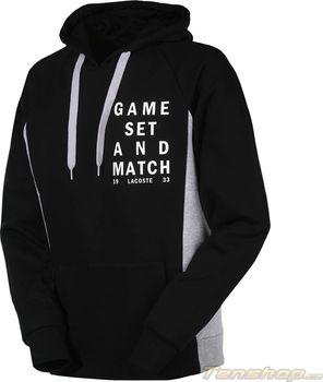 Pánská mikina Lacoste Hooded Sweatshirt 2b2ed7d026