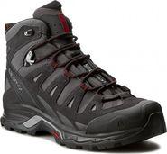f9ff533635e pánská treková obuv Salomon Quest Prime GTX Magnet Black Red Dalhia