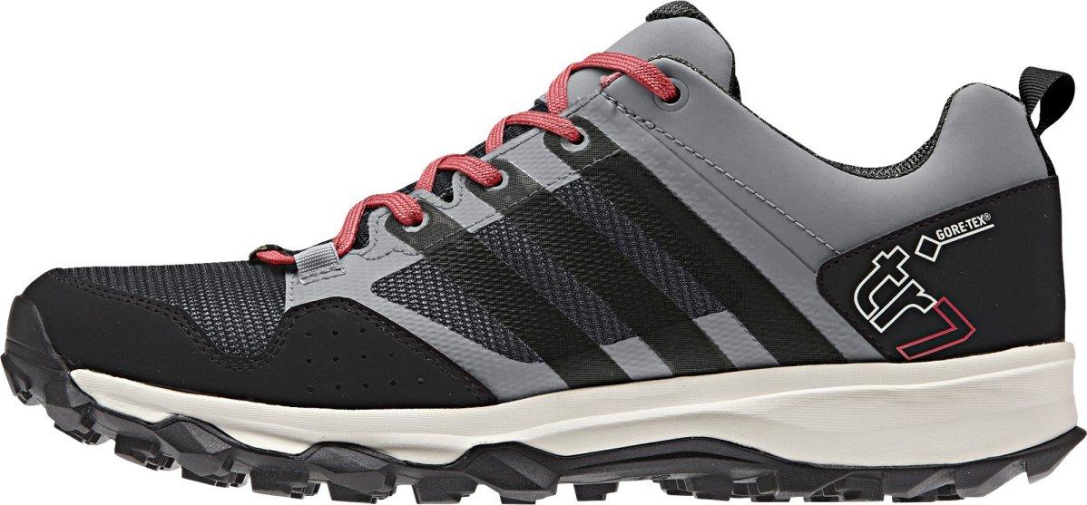 e96725a6c42 adidas Kanadia 7 Tr Gtx W šedá • Zboží.cz