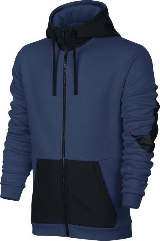 NIKE Sportswear Hoodie Tech Fleece tmavě modrá • Zboží.cz 3ba8c01bb1c