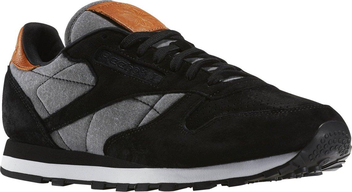 dd26e4fc83f Reebok Cl Leather Ch černá od 1 073 Kč • Zboží.cz