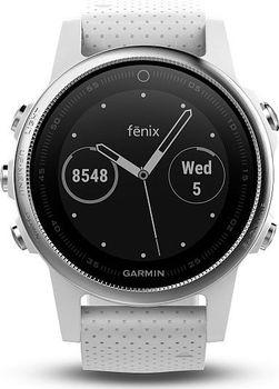 Garmin fenix5S Silver Optic od 10 590 Kč • Zboží.cz 0733e911bcd