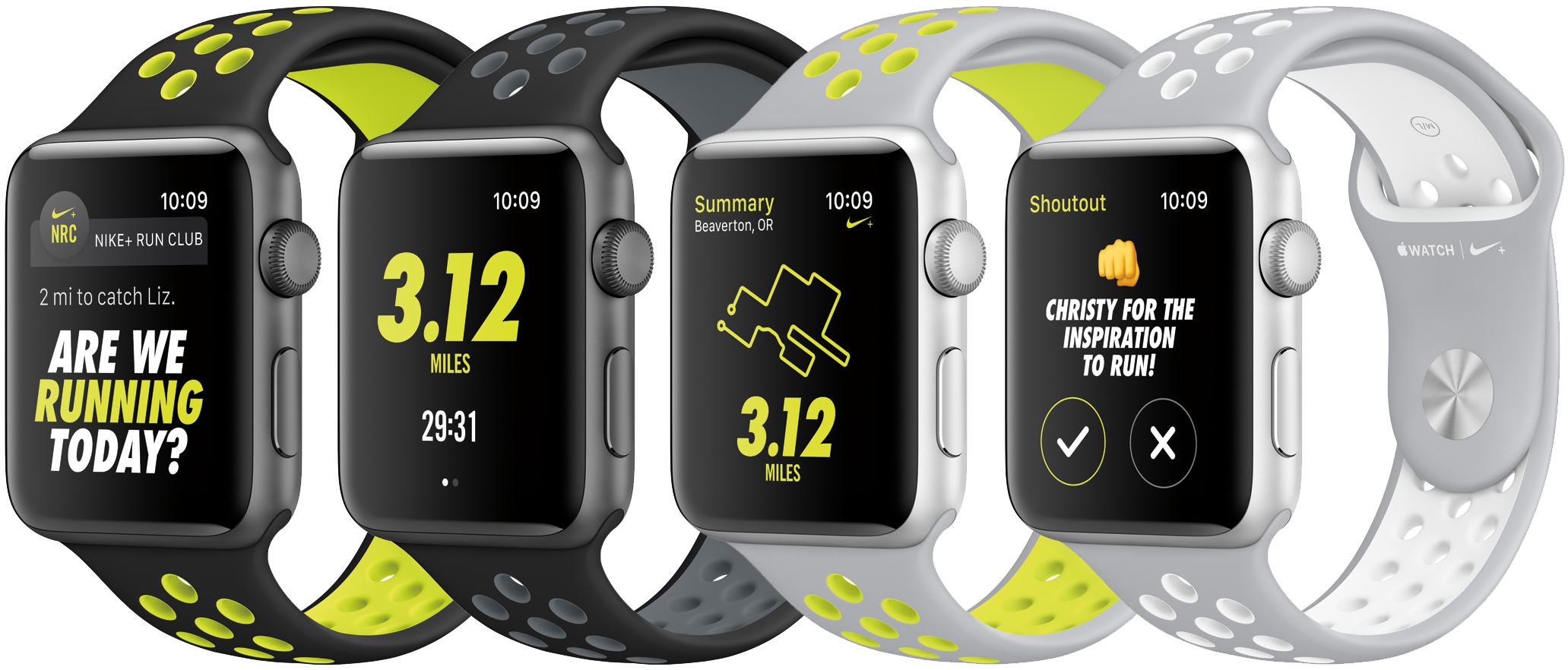 7e933bb9f Apple Watch Series 3 Nike+ 42mm od 6 990 Kč | Zboží.cz