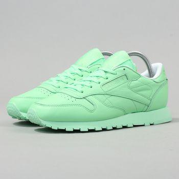 Reebok Classic Leather mint green od 1 224 Kč • Zboží.cz eee93ed148