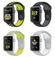 Apple Watch Nike+ 38 mm od 6 990 Kč (100%) • Zboží.cz 24210c54a1