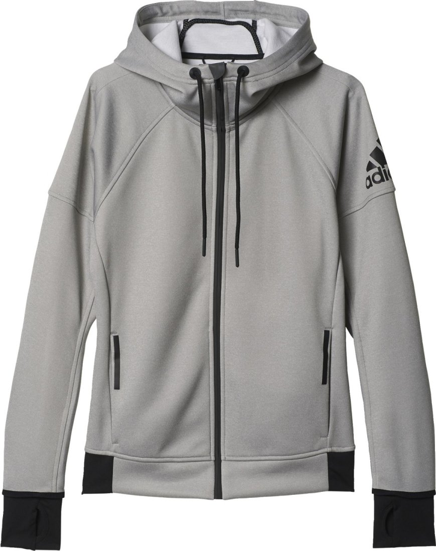 51069f8aebfe adidas Daybreaker Hood šedá XL od 1 319 Kč