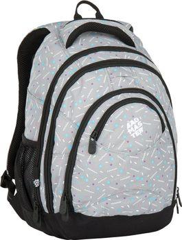 Bagmaster Energy 7 B. Tříkomorový prostorný studentský batoh ... 07c4df88a0