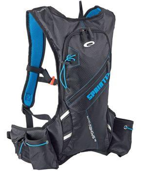 c07ef5d36 Ultralehký cyklistický batoh, ideální pro běhání a jízdu na kole. Díky  malému objemu je cyklistický batoh vhodný pro běh, cyklistiku, stejně jako  turistiku.