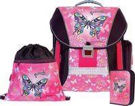 butterfly školní batoh motýl • Zboží.cz 6393311942