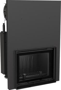 3098444451 Krbová vložka KRATKI MAJA GILOTINA 12 kW je vyrobena z šedé litiny třídy  200 s minimální tloušťkou stěny 8 mm. Hustě rozmístěné radiátory zvětšují  ...
