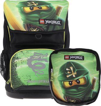 LEGO Ninjago Lloyd Maxi školní aktovka 2 dílný set od 2 169 Kč ... e6591301fd