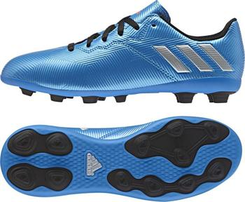look for cc4e9 cc159 Adidas Messi 16.4 FXG Jr modré stříbrné černé