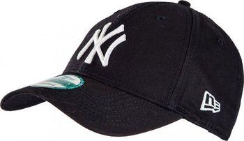 New Era 9Forty League Basic New York Yankees Cap Black  White od 392 ... 4b7ba65438
