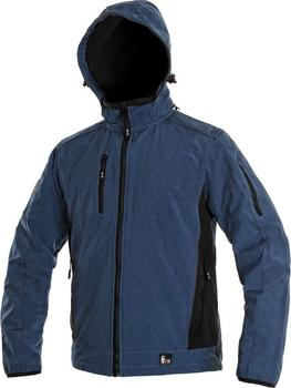CXS Durham bunda pánská modrá černá od 725 Kč • Zboží.cz e484fb94ab