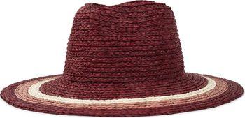 8db03abfb64 Dámský klobouk hampton fedora red blush tan