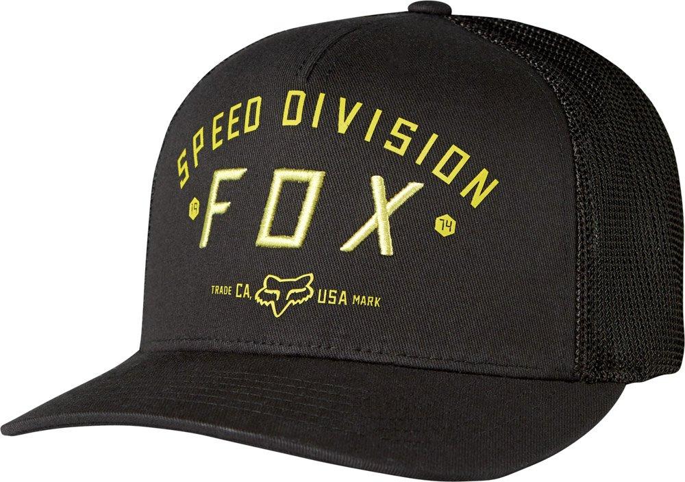 Fox Speed Division Flexfit černá L XL • Zboží.cz 2e2caa02d7