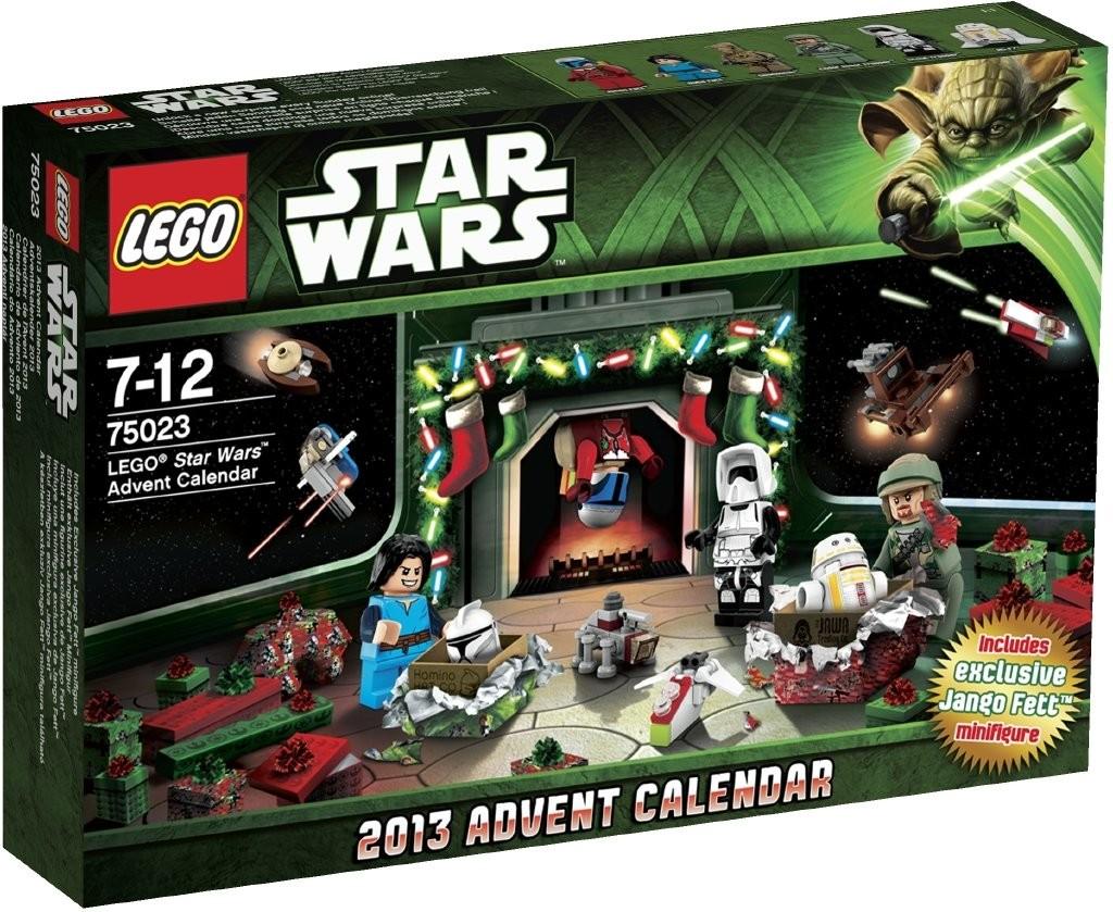 lego adventni kalendar LEGO Star Wars 75023 Adventní kalendář od 1 399 Kč • Zboží.cz lego adventni kalendar