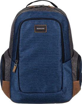 53d6d89f9e Originální batoh od známé značky Quiksilver je vybaven 3 velkými zipovými  kapsami