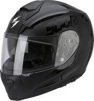 helma na motorku Scorpion Exo-3000 Air Serenity černá lesklá černá matná af8169ec8c