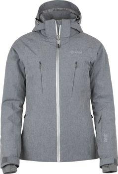 f20249d7dc8 Kilpi Addison W HL0099KI šedá. Dámská zimní dvouvrstvá lyžařská bunda ...