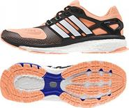 949bed42e5f dámská běžecká obuv Adidas energy boost ESM W černá oranžová
