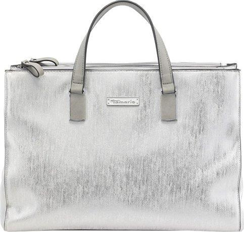 eead3bc435 Tamaris Nadine Business Bag 2596181-919 Silver Comb. od 1 952 Kč ...