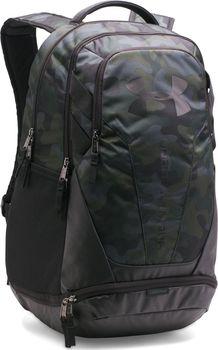 0b3d766564 Odolný batoh Under Armour UA Hustle 3.0 z originálního materiálu s  technologií Storm1 ochrání vaše věci. Dno je z extra odolného materiálu  proti prodření.