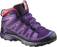 dětská treková obuv Salomon X-Ultra MID GTX(R) J Cosmic purple  0e8150951c