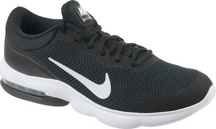 Nike Air Max Advantage dámské běžecké boty Black White dwTAbHekWy ... 5556791ffe