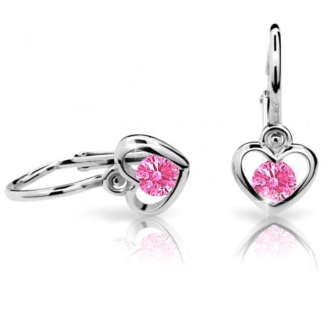 0619ec8d9 Cutie Jewellery C1943-10-X-1 růžové od 1 890 Kč | Zboží.cz