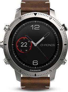 Garmin Fenix Chronos Leather Optic od 25 990 Kč • Zboží.cz 77273aece25