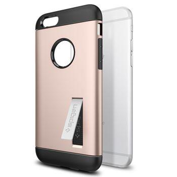 Spigen Slim Armor pro Apple iPhone 6 6s růžové • Zboží.cz f9c1a3122ab