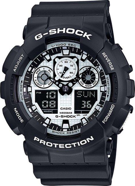Casio G-Shock GA 100BW-1A od 2 288 Kč • Zboží.cz cd6cba25cc