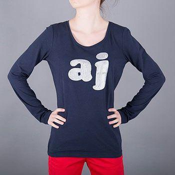 Armani Jeans Tričko dámské AJ tmavě modré L. 1 679 Kč 4570c1c003