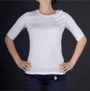 Armani Jeans Bílé dámské tričko Armani XXL. 1 600 Kč d114d40499