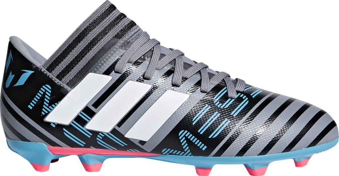 f4e897cb68fb2 Adidas Nemeziz Messi 17.3 FG J šedé od 1 050 Kč | Zboží.cz