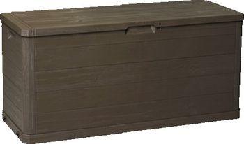 132dba24a Aldo Zahradní úložný box dřevo 280 l hnědý od 940 Kč | Zboží.cz