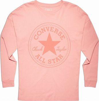 b5abdec78d8e Hledáš kompromis mezi tričkem a mikinou  Converse CORE CP LONG SLEEVE TEE  je triko s dlouhým rukávem