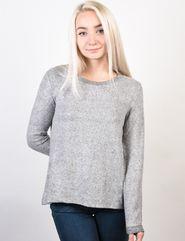 Šedé stříbrné dámská trička s dlouhým rukávem • Zboží.cz e767246103