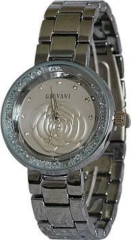 Dámské značkové hodinky Giovani 11588 s přesýpacími krystaly a zapínáním s  pojistkou. Tyto hodinky si zamilujete a už nikdy nebudete chtít dát z ruky. 0ab14b91fd