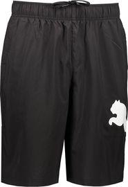 pánské kraťasy Puma Ess Big Cat Woven Shorts 10 Black 778388997b