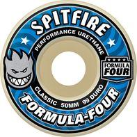 e81485099ef Spitfire Formula Four 99D Cls modrá bílá 49 mm 4 ks