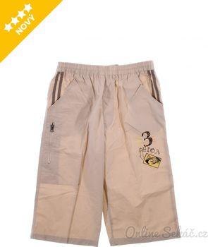 Béžové chlapecké kalhoty • Zboží.cz f2b2f8bbd6