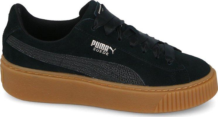 Puma Suede Platform Bubble 36643901 černé od 1 798 Kč • Zboží.cz 6ebd96dcaa