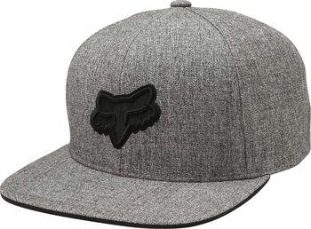 8151338f50d Fox Legacy Snapback Hat Heather Grey od 559 Kč • Zboží.cz