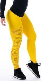 fe1ffb8e482 dámské legíny Nebbia Supplex Laser 211 žluté