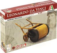 841bed0e6 Italeri Leonardo Da Vinci Mechanical Drum 22.5 cm